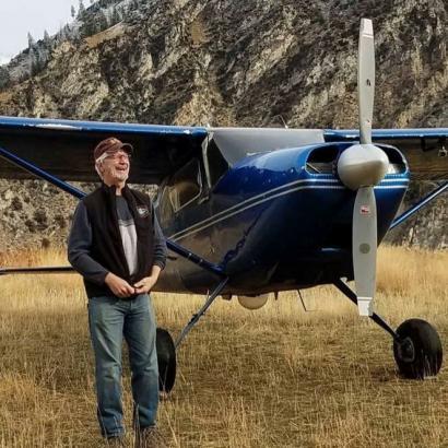 Idaho State Liaison Mike Hart