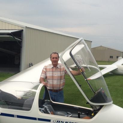 Illinois State Liaison Mike Purpura