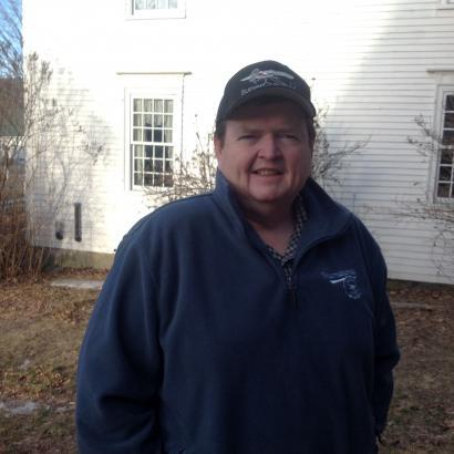 New Hampshire State Liaison John Meade