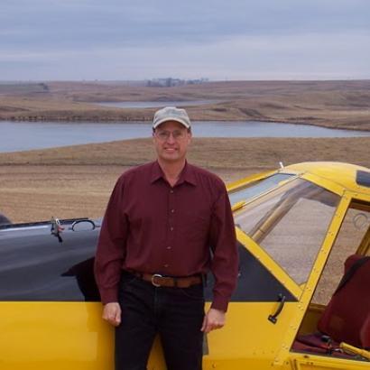 North Dakota State Liaison Brian Rau