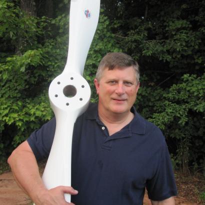 South Carolina State Liaison Bill Repucci