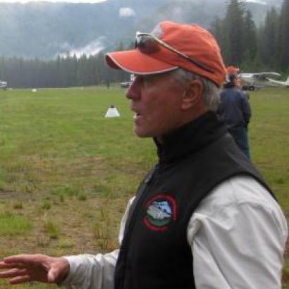 Utah State Liaison Wayne Loeber