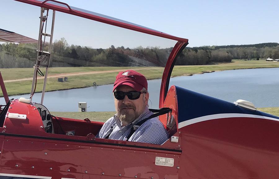 Chris Sullivan South Carolina State Liaison